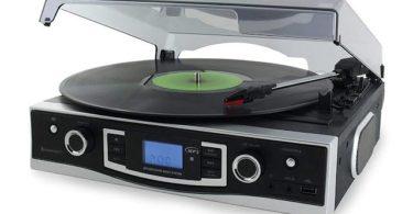 Platine vinyle Sound Master