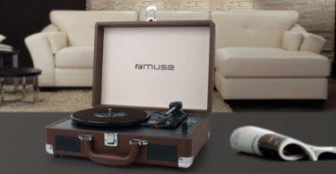 Platine vinyle Muse