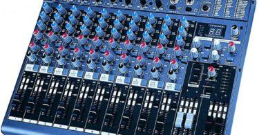Table de mixage Definitive Audio