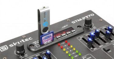 Table de mixage Skytec