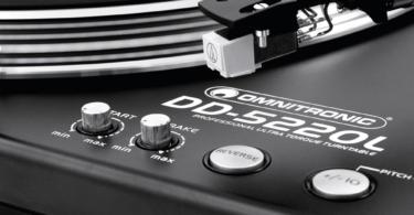 platine vinyle Omnitronic
