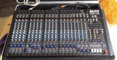 Table de mixage ALTO Professional