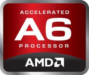 Processeur AMD A6