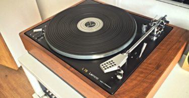 platine vinyle Lenco