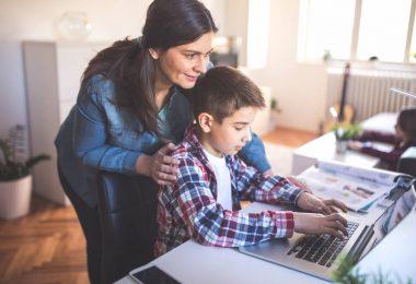 ordinateur portable pour les enfants