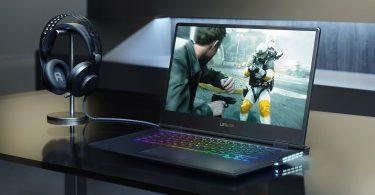 ordinateur portable pour les jeux de moins de 1500 €