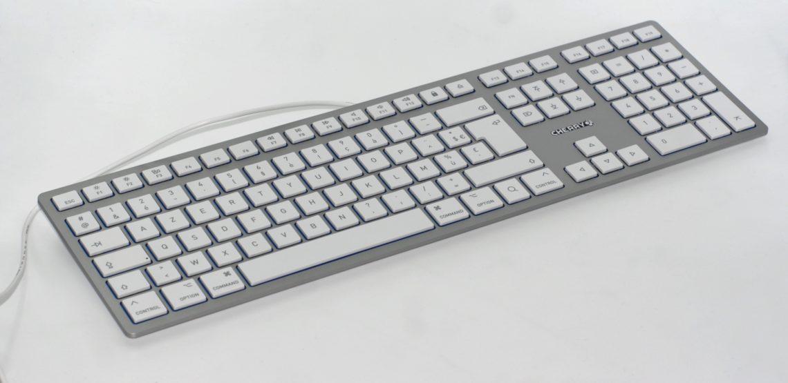 clavier de Mac