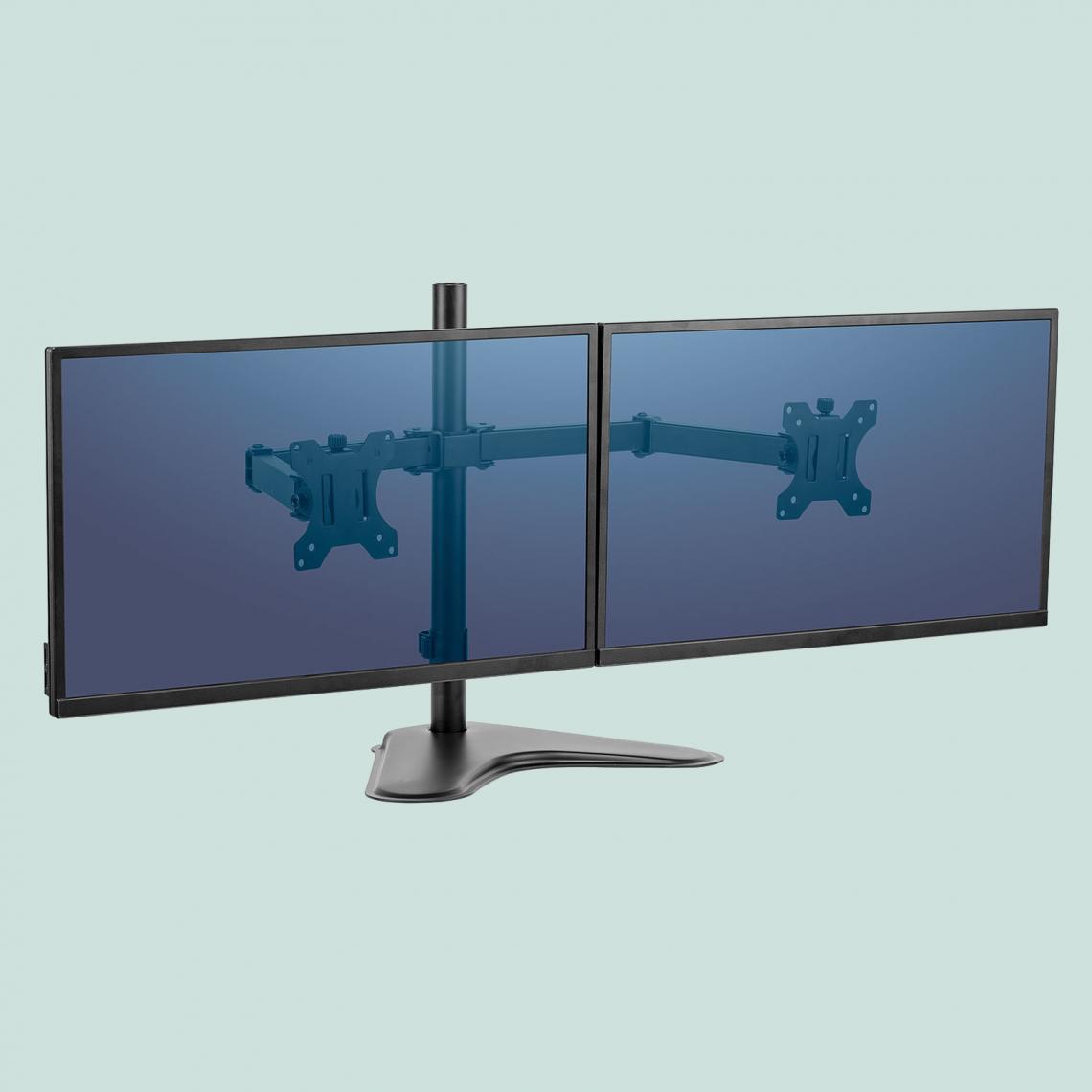 stand à double écran